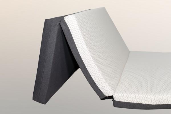 Peugeot - Traveler - Klappmatratze 11,5cm Komfort 7-Zonen-Copy