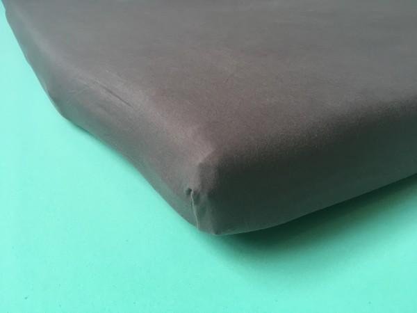 Spannbettlaken für Klappmatratzen 110-120 x 190cm 8-12cm Stärke