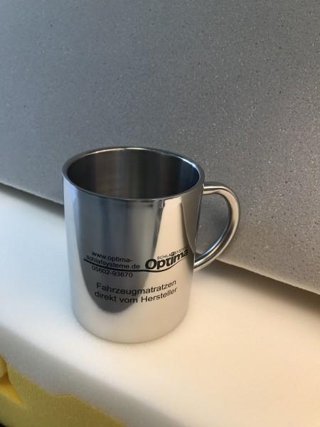Edelstahl-Becher / Kaffee-Becher